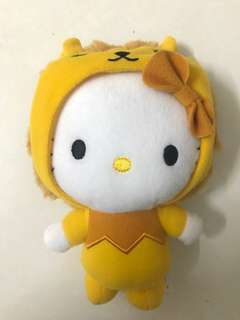 Mcdonald Hello Kitty Soft Toy