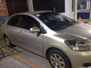 2008 Toyota Vios 1.3 E