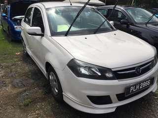 Proton Saga 1.3 FLX auto 2013
