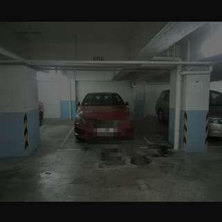 美孚七期車場