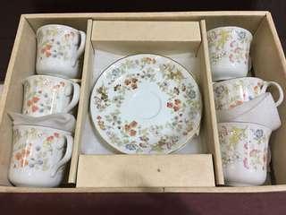 Vintage Narumi China Cup & Saucer