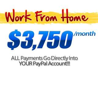 Work At Your Own Home/Anywhere to Earn Extra Income