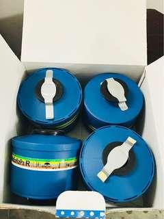 Sales Spasciani Respiratory cartridge