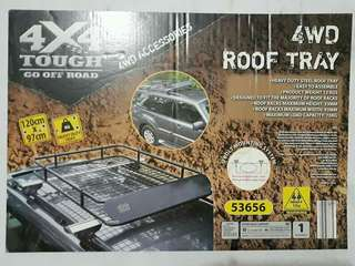 4x4 Roof Tray