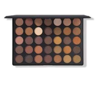Morphe 35R Ready, Set, Gold Eyeshadow Palette PO