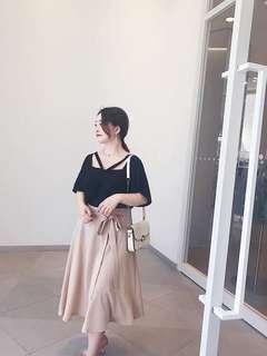 <Plus Size PO> Umbrella Skirt