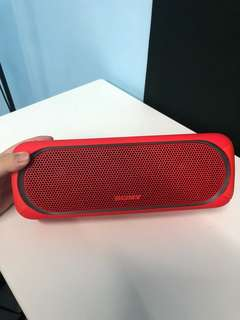 Sony SRS-XB40 (Red)