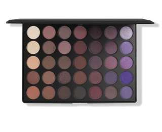 Morphe 35P-35 Colour Plum Eyeshadow Palette PO