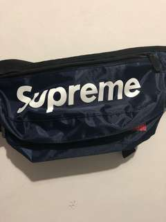 Supreme Pouch - Waist/ Shoulder sling - Navy