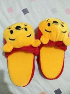 Sandal boneka / sandal rumah / sandal tidur