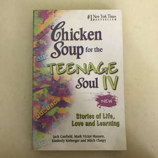Chicken Soup for the Teenage Soul 4