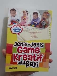 SP_PRELOVED : Jenis-Jenis Game Kreatif Untuk Bayi