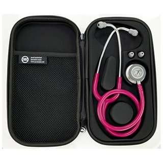 Pod Technical Classicpod Stethoscope Case - Carbon Finish