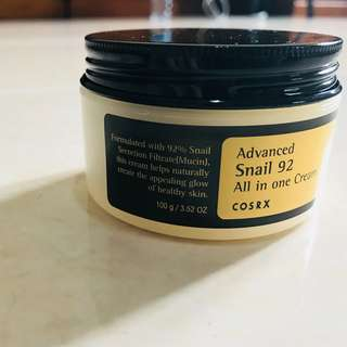 Advanced Snail 92 (All in One Cream)