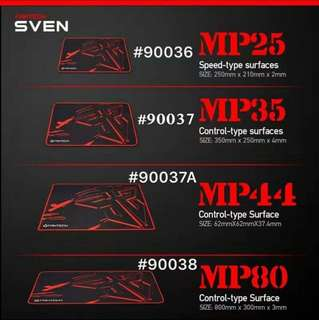 Gaming mouse pad FANTECH