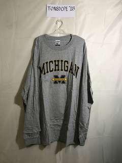 Vintage Michigan sweater by Steve & Barrys