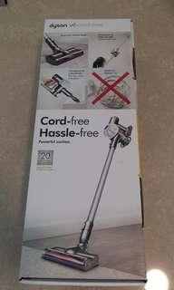 Dyson V6 Cord-free