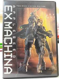 Appleseed Exmachina (2 Disc Limited Edition)