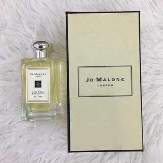 Jo Malone Lime Basil and Mandarin Dubai Authentic Perfume 100ml