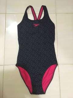 Speedo Black Swimwear