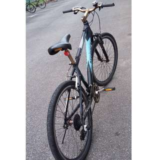 bicycle for sell,full aluminium body , woodlands