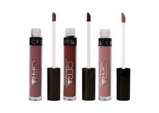 [PO] Ofra The Lip Affair Collection PO