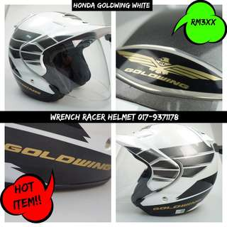 Shoei Honda Goldwing [WHITE]