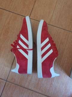 Adidas Red Gazelle