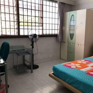 Common room rent at Hougang