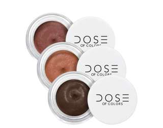 [PO] Dose of colours Set the Tone cream matte eye colour PO