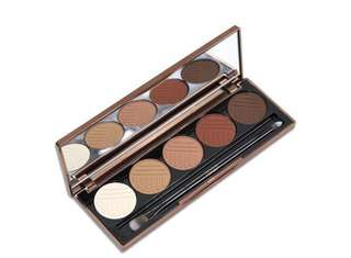[PO] Dose of Colours Baked Browns eyeshadow palette PO
