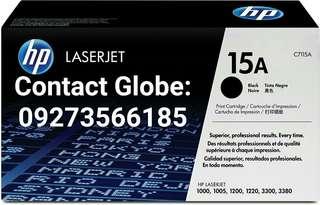 HP 15A Laser Jet Toner Cartridge Black C7115A