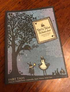 Fairy tales diary planner, Korean stationery