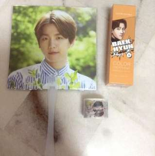 EXO NATURE REPUBLIC OFFICIAL GOODS