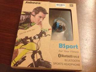 Jabees BSport Wireless Earphones