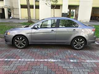 Excellent condition Lancer for cheap rental