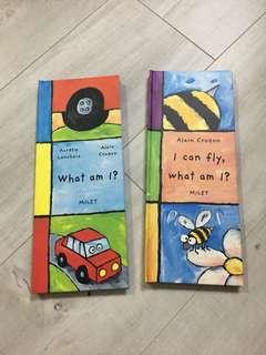 Flip a flap Storybook
