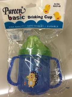 Basic drinking cup