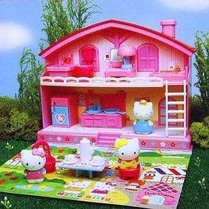 Hello Kitty Doll House - Super cute!