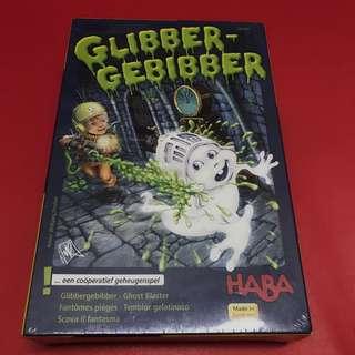 Glover-gebibber HABA