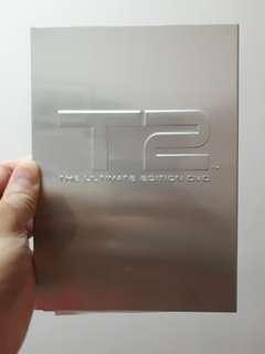 Terminator 2 (The ultimate edition DVD)