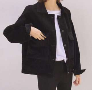 [FREE POSTAGE] Black Jacket
