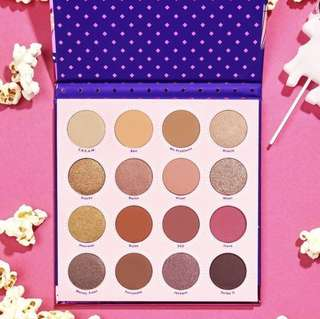 🚚 [❤️AVAIL FOR PO] Colourpop new in fortune eyeshadow palette 16 shades PO