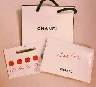Chanel VIP sample