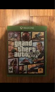 GTA game for Xbox one