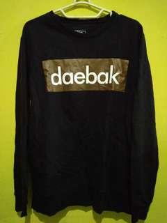 Sweater Daebak (unisex)