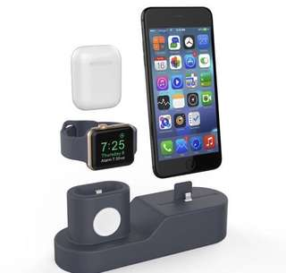 iPhone, AirPod & Apple Watch Charging Stand