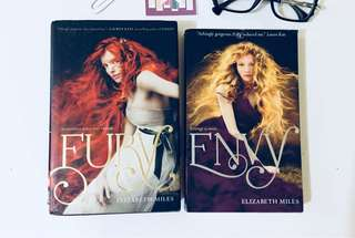 Fury & Envy series book bundle