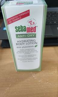 Sebamed anti dry body lotion