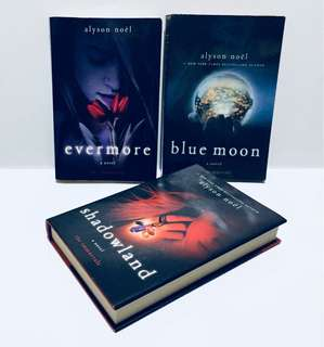 The Immortals series bundle